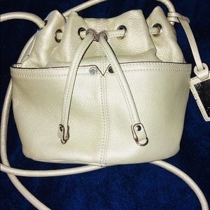 Tignanello Mini Drawstring Purse